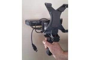 SLS Kinect Camera Setup Just add your Tablet
