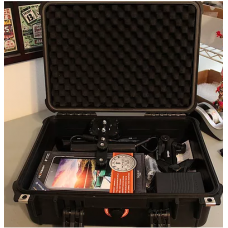 Kinect/SLS Camera with CASE