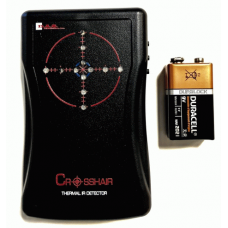 TIR Crosshair with X Y Axis Thermal Infrared Gesture Recognition