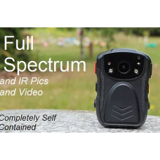 Modified Full Spectrum Body Camera