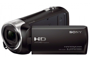FULL SPECTRUM MODIFIED Sony Handycam CX405